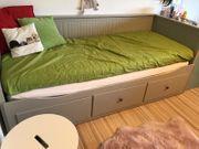 Bett ausziehbar IKEA