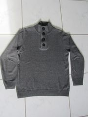 Selected Homme Pullover grau Gr