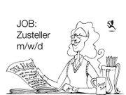 Zeitung austragen in Bechstedtstraß - Job