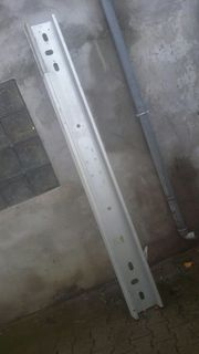 Aspöck Suer Stoßstange Aluminium Anhänger