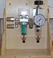 Filterdruckregler
