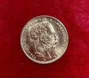 2 Goldmünzen Österreich 1892 Franz