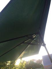 Halb Sonnenschirm für Hauswand Balkon