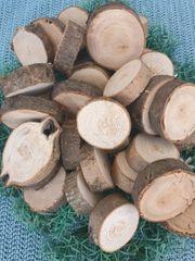 Holzscheiben Baumscheiben Astscheiben 500g