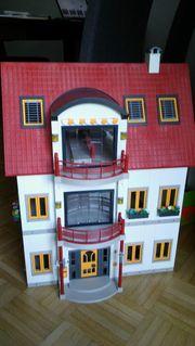 Playmobil Wohnhaus 4279 mit Erweiterung