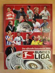 BUNDESLIGA 2009 - Das offizielle Saisonbuch