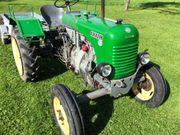 Steyr T80 15er Oldtimer-Traktor mit