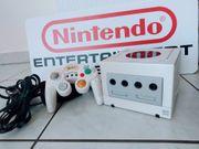 Nintendo Gamecube Konsole weiß Komplett