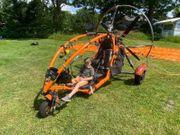 Motorschirm - Trike XCitor UL- Flugzeuge