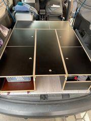 Campingbox VW Caddy Maxi