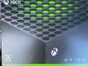 Xbox One Series X neu
