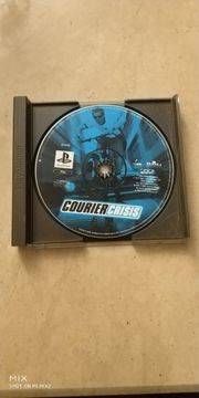 Courier Crisis PS1 Playstation 1