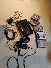Sega Mega Drive mit 2