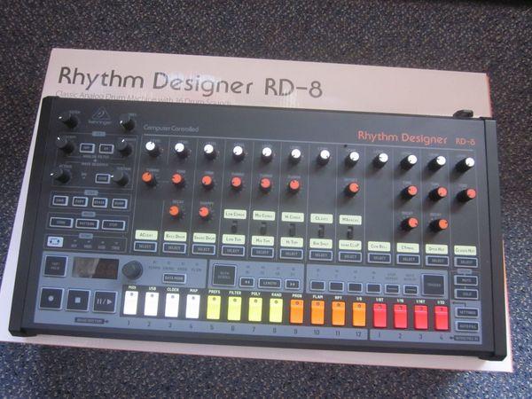 Behringer RD-8 * NEU! * (Roland TR-808 Clone)