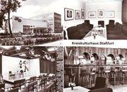 DDR Ansichtskarte Staßfurt Kreiskulturhaus 1