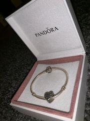Pandora Armband Herz Anhänger