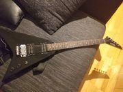 E-Gitarre zum Verkauf kaum gespielt