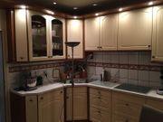 Einbauküche L Form Geräte ca