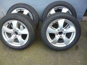 Alufelgen mit Reifen für Mercedes