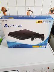 Playstation 4 Slim 1TB Speicher
