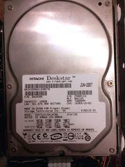 HITACHI Deskstar 160 GB IDE