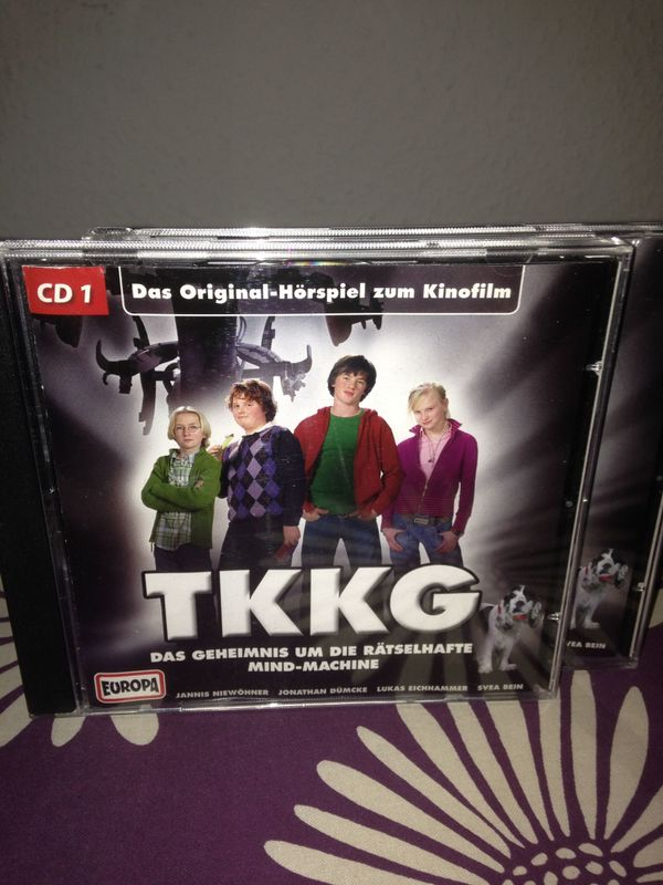 CD TKKG die drei