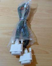 DVI-Kabel Monitorkabel DVI Anschlusskabel neu