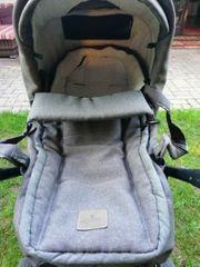 Hartan Kinderwagen Racer GT Belly