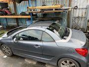 Schlachtfest Peugeot 207 CC KTH -