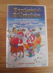 Videofilm Benjamin Blümchen VHS
