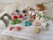 14 - Paar Modeschmuck Ohrringen