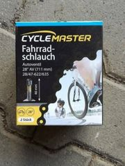 Fahrrad Schlauch 2 stk NEU