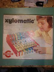 Xylomatic von Luis Congost 1975