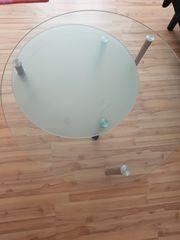 Wohnzimmerglastisch