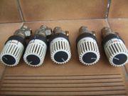 Thermostatventile für Heizkörper