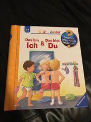 Kinderbuch Das bin ich das