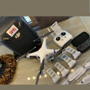 DJI Phantom 3 Advanced inkl