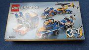 LEGO Creator Tieflader mit Helikopter