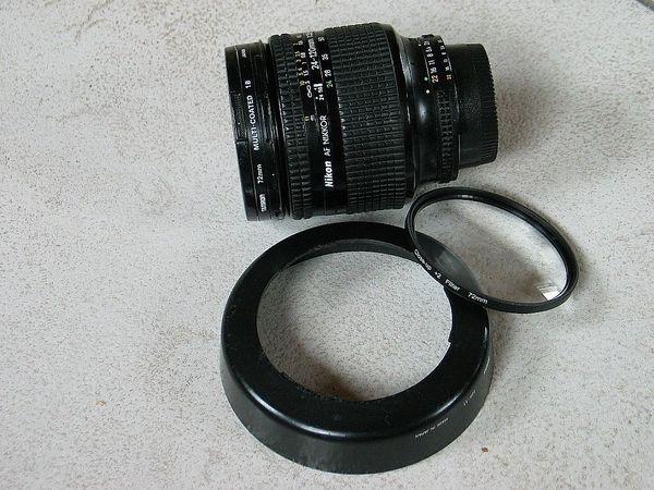 Nikkor AF Nikon 24-120mm 1