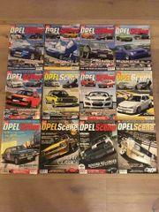 Flash Opel Scene Jahrgang 2009