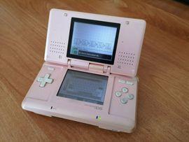 Nintendo, Gerät & Spiele - Set aus Nintendo DS Classic