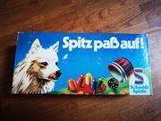 Spitz pass auf Vintage 50er