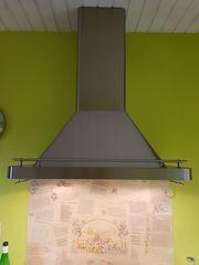 Dunstabzugshaube Edelstahl von Ikea Landhaus