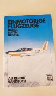 Flugzeuge Air Report Handbuch 1975