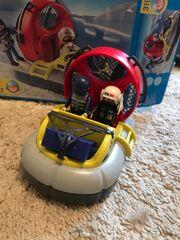 Playmobil Hovercraft