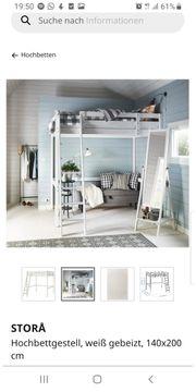 Hochbett 1 40x2 00m Ikea
