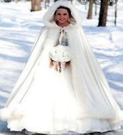 Mantel für Hochzeit
