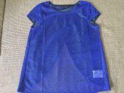 Damen Glitzer Shirt gr 32