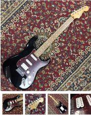 Original Fender HSS Mexican Strat