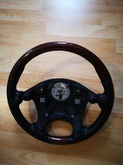 Opel Holz Leder Lenkrad evtl